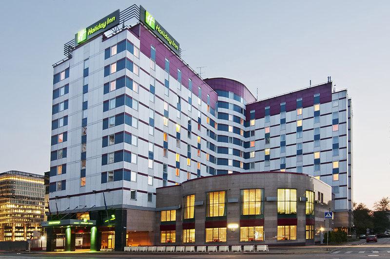 Holiday Inn Moscow-Lesnaya Kilátás a szabadba