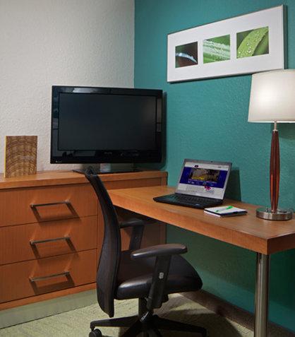 SpringHill Suites Boca Raton Zimmeransicht
