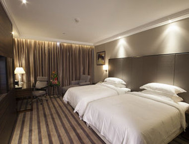 Days Hotel Huanan - Business Room Twin Beds