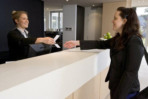 Chifley Doveton Hotel Dandenong - Chifley Doveton Hotel Reception