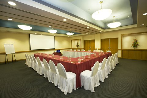 Fiesta Inn Ciudad del Carmen - Meeting Room