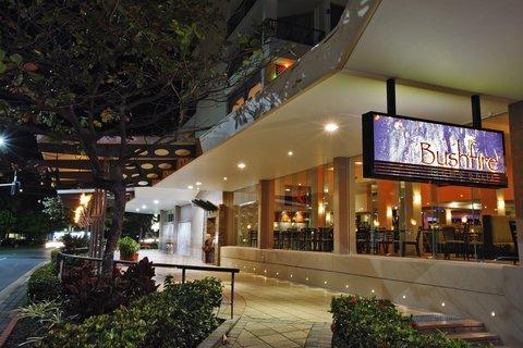 Pacific International Hotel - Chifley Pacific Cairns Bushfire Restaurant