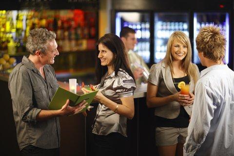 Pacific International Hotel - Chifley Pacific Cairns Bushfire Restaurant Bar