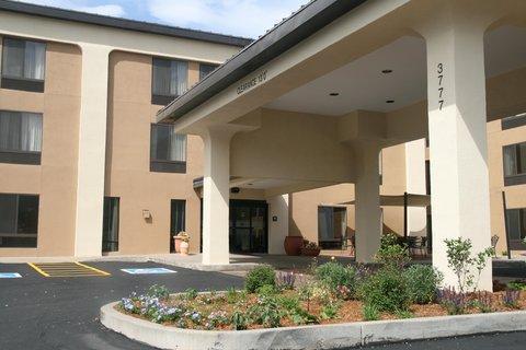 Hampton Inn Durango CO - Hotel Exterior