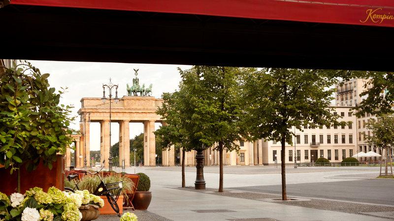 Hotel Adlon Kempinski Berlin Vista exterior