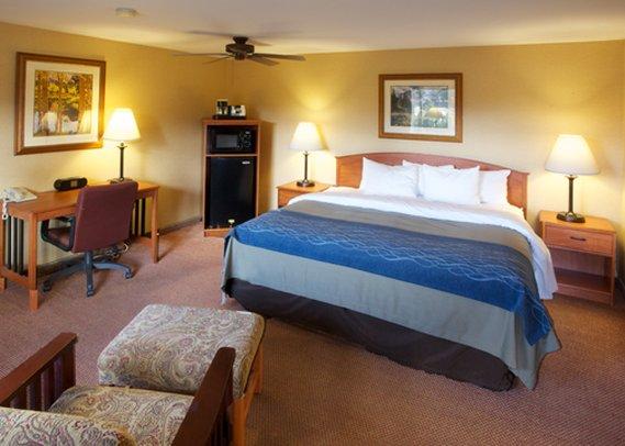 Comfort Inn Estes Park Suite
