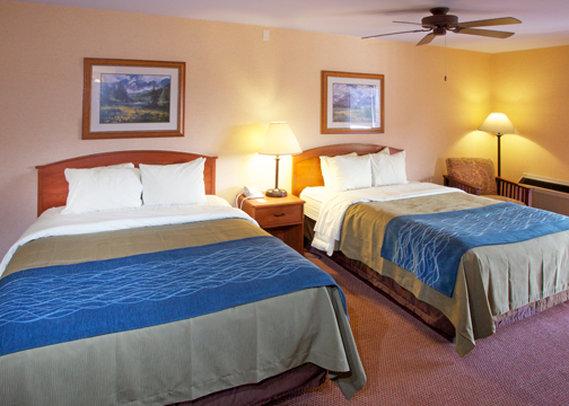 Comfort Inn Estes Park Zimmeransicht
