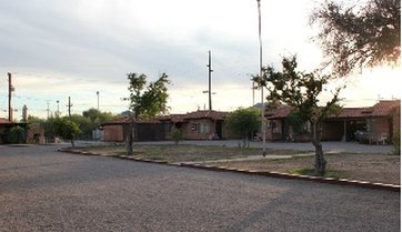 Frontier Motel - Outside Area Of Property