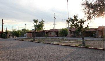 Frontier Motel - Tucson, AZ