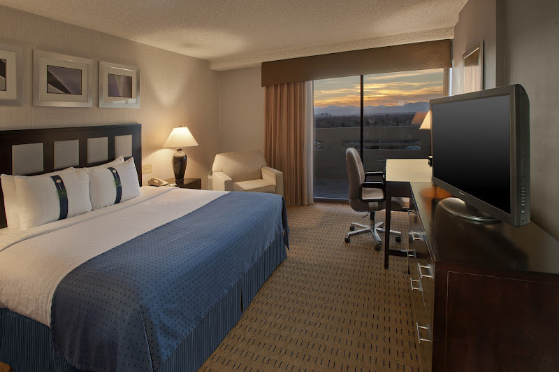 Holiday Inn Denver East Stapleton Zimmeransicht