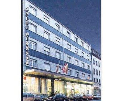 Windsor Hotel Geneva - facade
