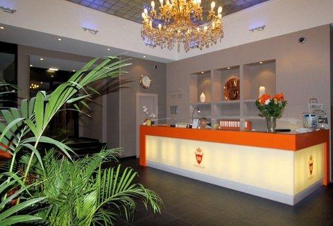 Windsor Hotel Geneva - Lobby