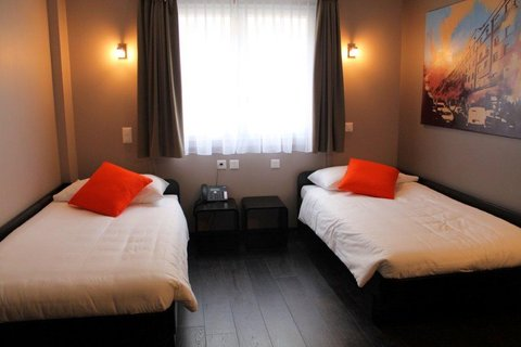 Windsor Hotel Geneva - Twin Room