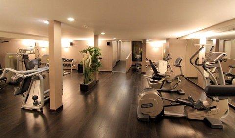 Windsor Hotel Geneva - Gym