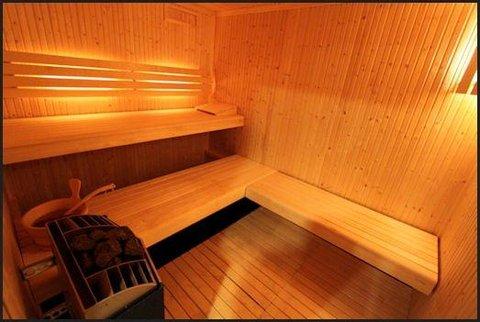 Windsor Hotel Geneva - Sauna