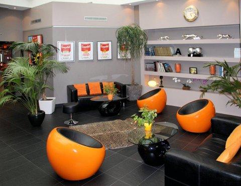 Windsor Hotel Geneva - Lounge