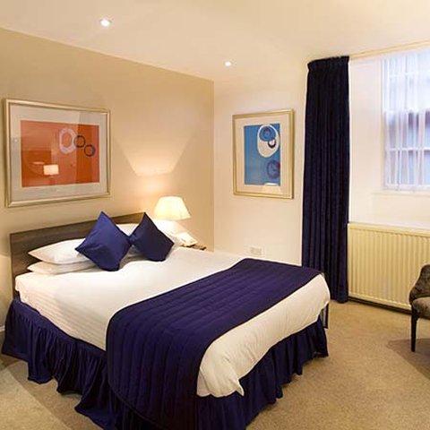 皇家苏格兰俱乐部饭店 - The Royal Scots Club Edinburgh