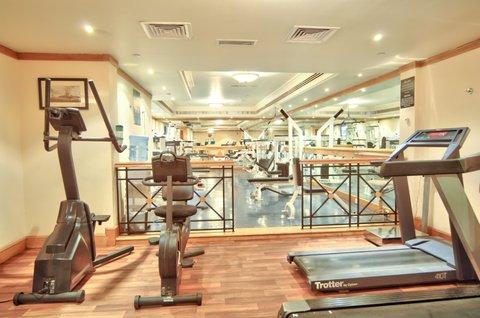 Holiday Inn Downtown Dubai - Health Club