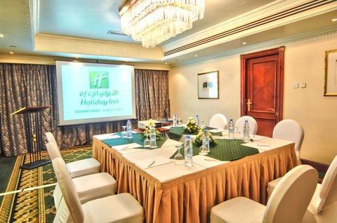 Holiday Inn Downtown Dubai - Meeting Room - Riqqa 1