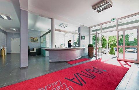 Novum Hotel Aviva - Lobby