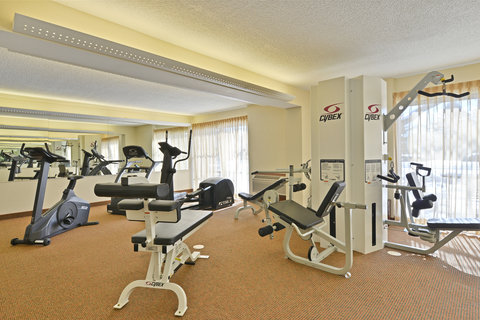 BEST WESTERN Prairie Inn & Conference Center - Fitness Center