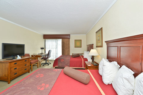 BEST WESTERN Prairie Inn & Conference Center - Courtyard Two Queen Beds