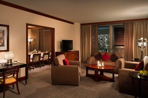 فندق الفيصلية - Diplomatic Suite Lounge