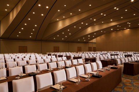 فندق الفيصلية - Prince Sultan Grand Hall - Class Room set up
