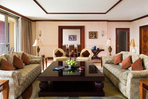 فندق الفيصلية - Presidential Suite Living Room
