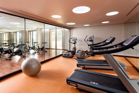 فندق الفيصلية - Spa by ESPA - Fitness Studio
