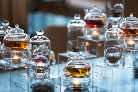 فندق الفيصلية - Spa by ESPA - Tea Service