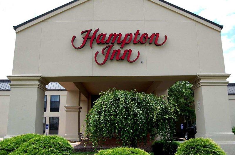 HAMPTON INN BATESVILLE IN