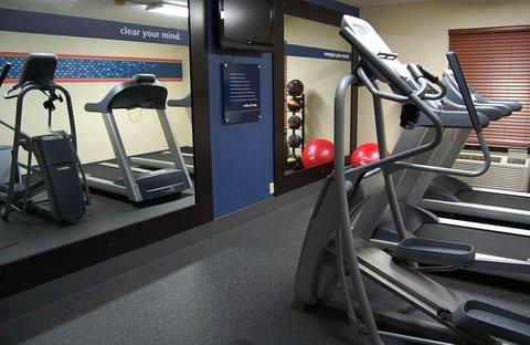 Hampton Inn Batesville IN - Fitness Center