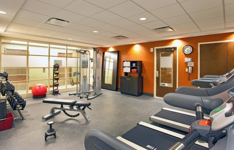Hampton Inn Manhattan United Nations - Gym