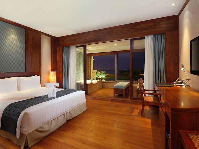 Doubletree by Hilton Resort Wuxi Lingshan Huonenäkymä