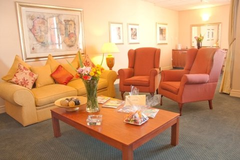 Cape Town Lodge - Room