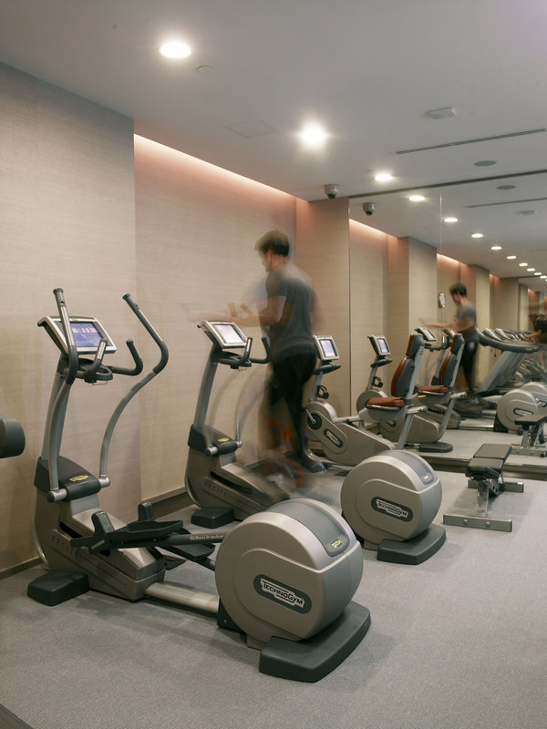 The Hazelton Hotel Toronto Fitness Club