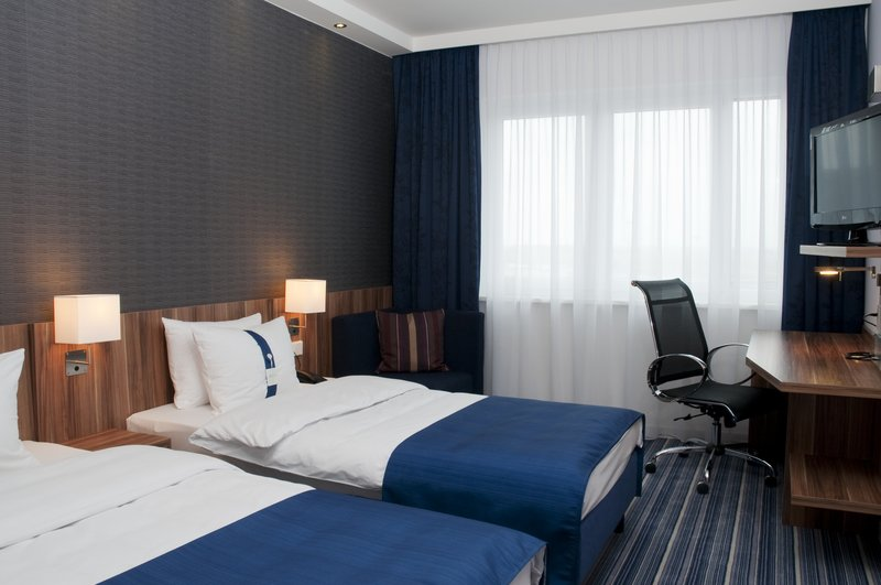 Holiday Inn Express Augsburg Zimmeransicht