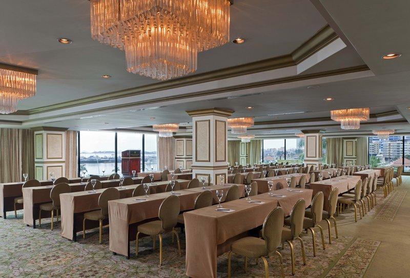 InterContinental Miramar Panama Sala de conferencias