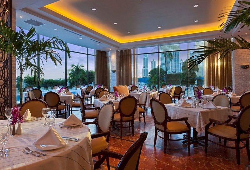 InterContinental Miramar Panama Gastronomía