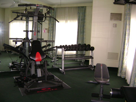 BEST WESTERN Naples Plaza Hotel - Fitness Center