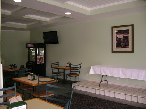 BEST WESTERN Naples Plaza Hotel - Breakfast Room