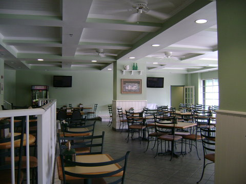 BEST WESTERN Naples Plaza Hotel - Breakfast Area