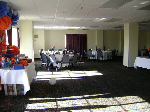 BEST WESTERN Naples Plaza Hotel - Banquet Hall