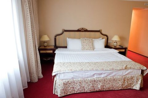 Mandarin Hotel Moscow - Guest Room