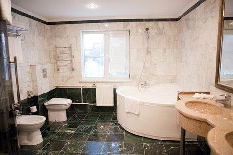 Mandarin Hotel Moscow - Bathroom