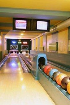 Gruenau Hotel - Bowling