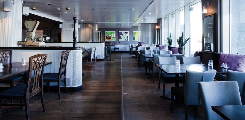 Radisson Blu Seaside Hotel, Helsinki Gastronomi