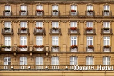 Dom Hotel - Exterior