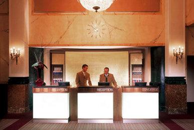 Dom Hotel - Reception